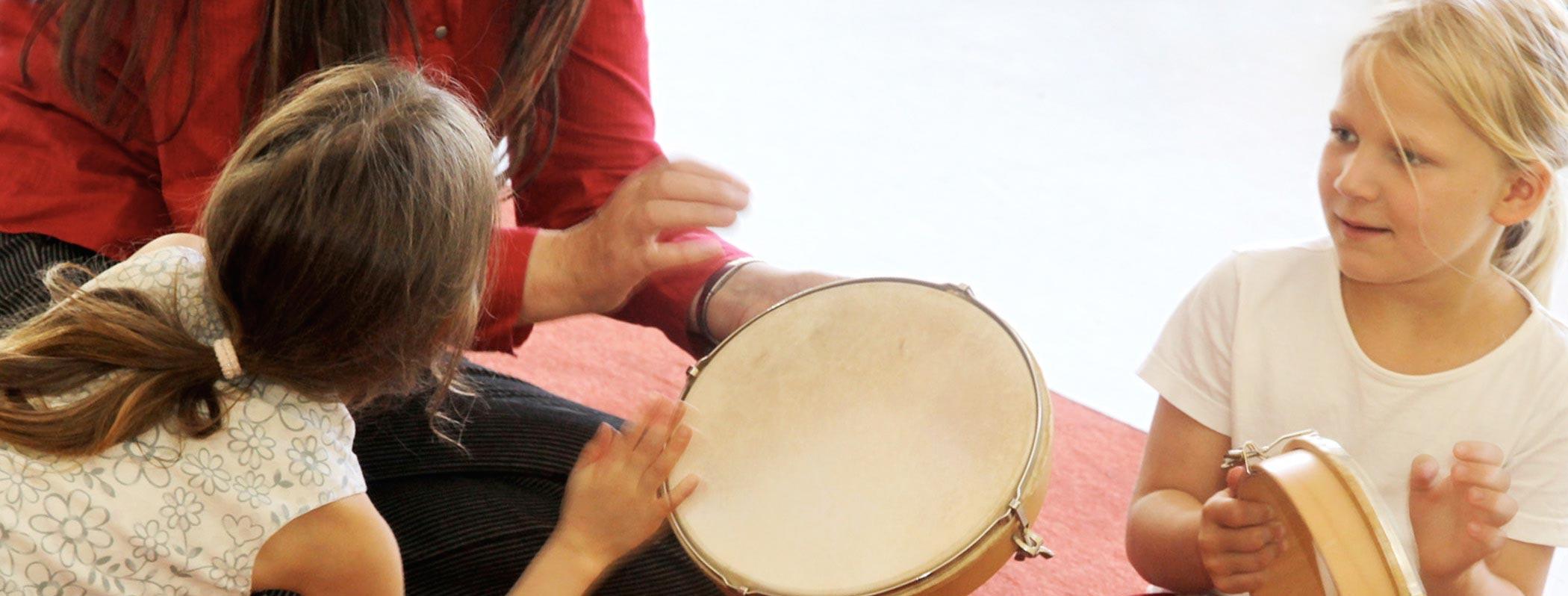 Musik wie eine Sprache lernen